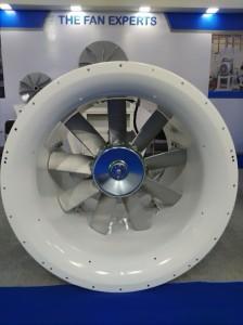 EF 905 Axial Fan